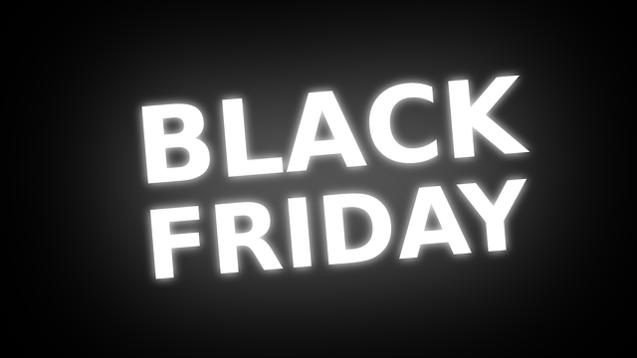 Black Friday 2017 -kampanjatarjoukset